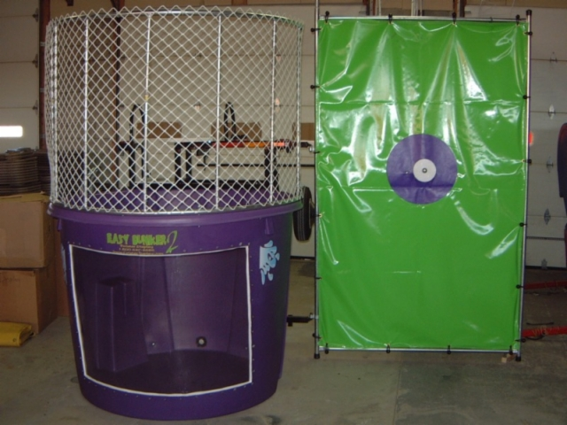 Purple Dunk Tank